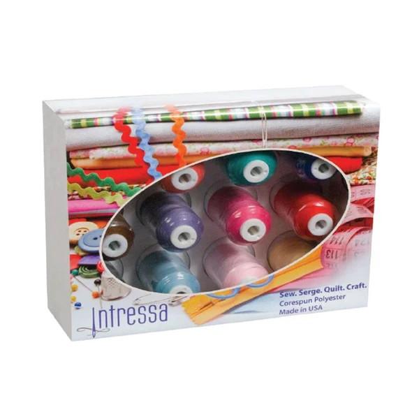 Intressa 12 Spool Mini King Set