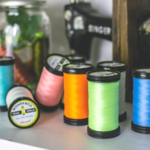Wonderfil Ahrora Glow-in-the-Dark Thread
