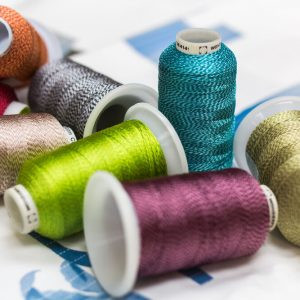 Wonderfil D-Twist™ - 2ply Twisted Rayon Thread