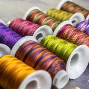 Wonderfil FabuLux™ - 40wt Trilobal Polyester Thread