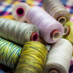 Wonderfil Fruitti™ - 12wt Egyptian Cotton Thread
