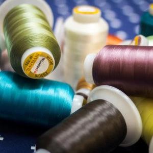 Wonderfil InvisaFil™ - 100wt Cottonized Polyester Thread
