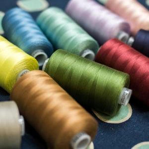 Wonderfil Konfetti™ - 50wt Egyptian Cotton Thread