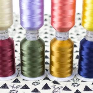 Wonderfil Master Quilter™ 40wt Longarm Polyester Thread