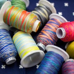 Wonderfil Silco™ - 35wt Lint-Free Cotton Thread