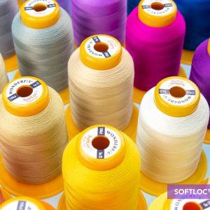 Wonderfil SoftLoc™ Tex 35 Wooly Poly Thread