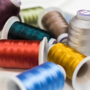 Wonderfil DecoBob™ - 80wt Cottonized Polyester Thread