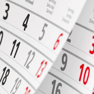 Calendar of Classes and Events
