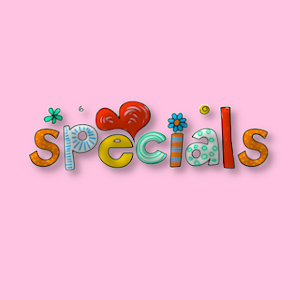 See the latest store specials each month